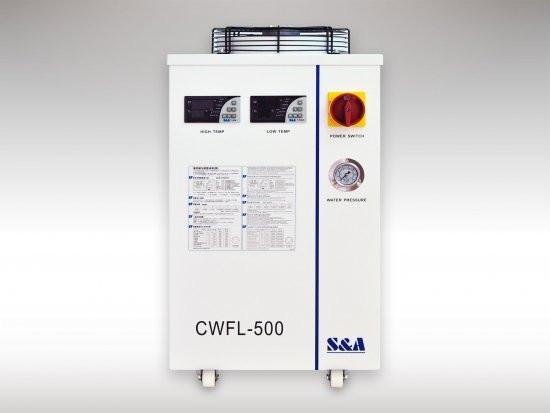 Чиллер CWFL-500AN (S&A TEYU) - миниатюра