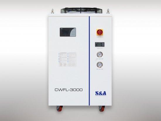 Чиллер CWFL-3000ET (S&A TEYU) - Главное фото