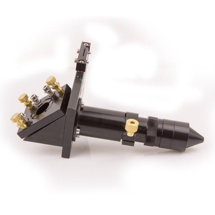 Лазерная головка (зажим тубуса - цанговый) для комплекта N1 - Фото №3