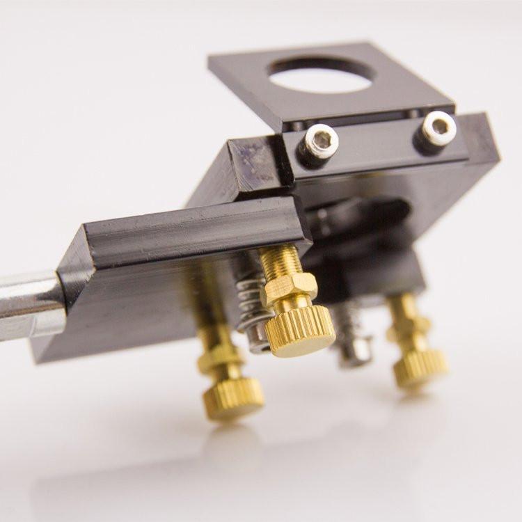 Лазерная головка в сборе с комплектом креплений зеркал N1 - Фото №4