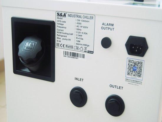 Чиллер CW-6000AH - Фото №7