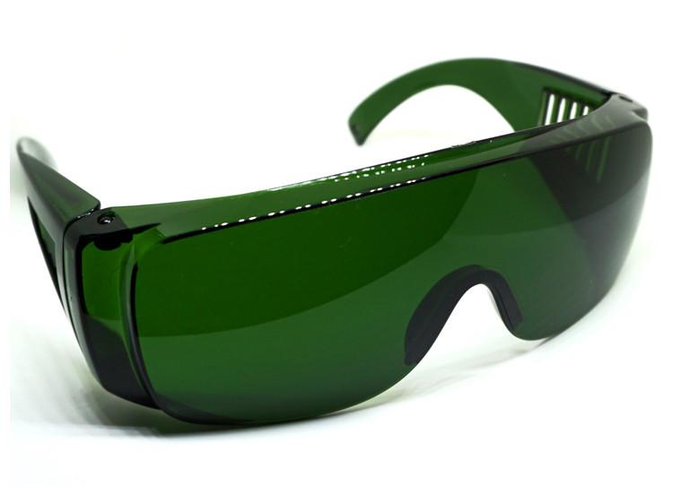 Защитные очки для работы за лазерным станком - Фото №2