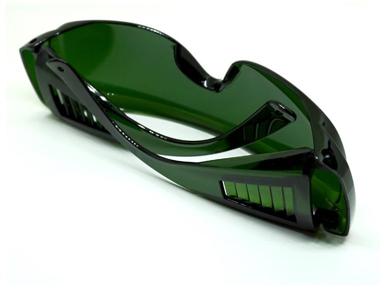 Защитные очки для работы за лазерным станком - Фото №3