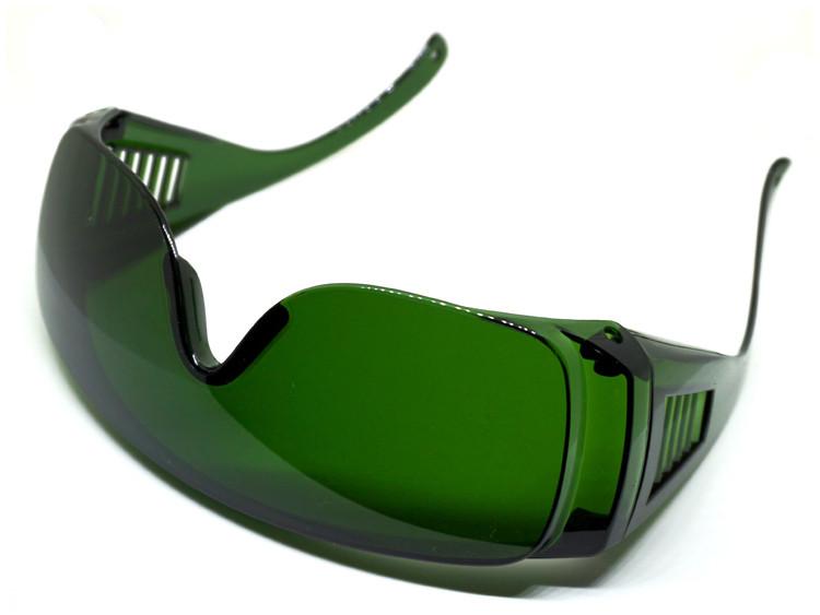 Защитные очки для работы за лазерным станком - Фото №5