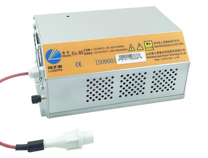 Блок питания HY-ES80 (LaserPWR) - Главное фото
