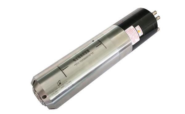 Шпиндель HQD GDL100-25-24Z/2.5 (2.5 кВт, водяное охл.) 220 В - миниатюра