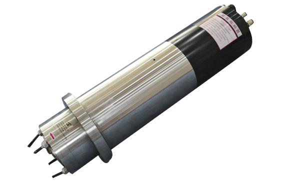 Шпиндель HQD GDL170-40-10Z/14 (14 кВт, водяное охл.) 380 В - Главное фото