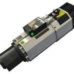 Шпиндель HQD GDL70-24Z/9.0 (9 кВт, воздушное охл.) 380 В - Миниатюра главного фото