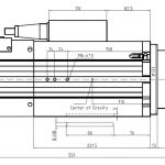 Шпиндель HQD GDL70-24Z/9.0 (9 кВт, воздушное охл.) 380 В Миниатюра Фото №2