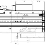 Шпиндель HQD GDL70-24Z/9.0 (9 кВт, воздушное охл.) 380 В Миниатюра Фото №3