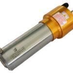 Шпиндель HQD GDL80-20-24Z/2.2 (2.2 кВт, водяное охл.) 220 В - Миниатюра главного фото