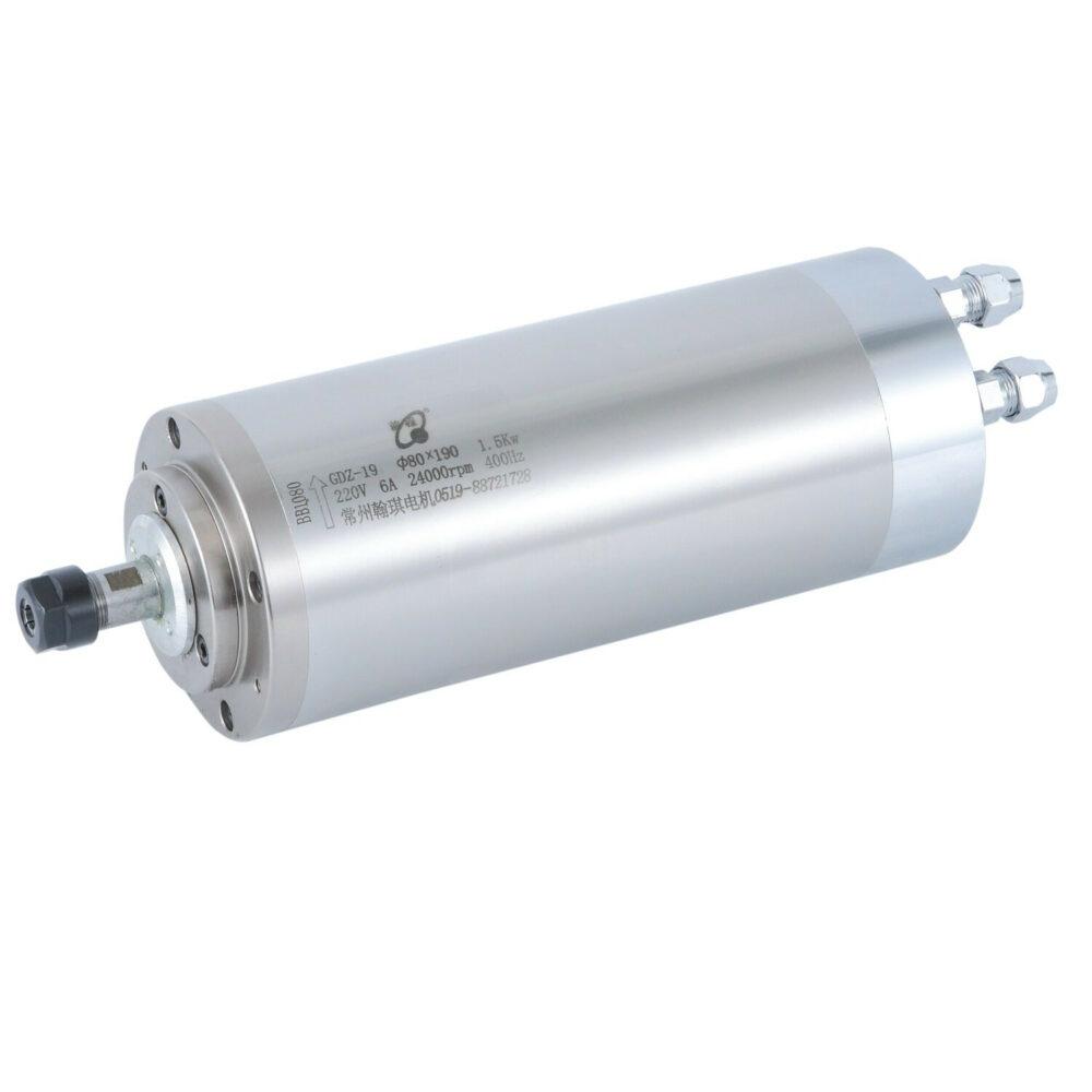 Шпиндель HQD GDZ-19 (1.5 кВт, ER11) 220 В - Главное фото