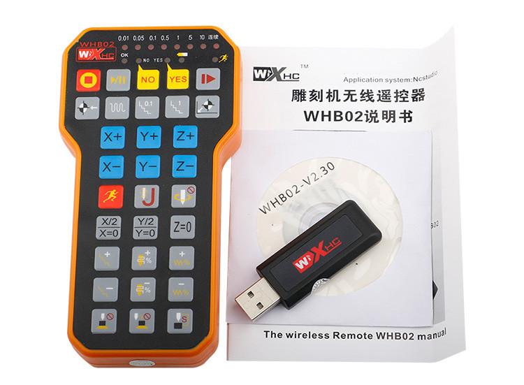 Беспроводной контроллер WHB02 - Фото №2