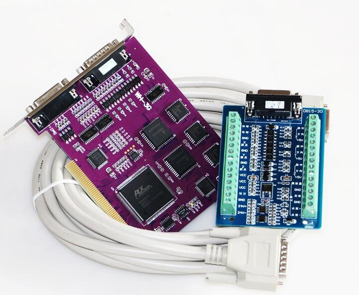 Контроллер Weihong PCIMC-3G (NCStudio v5.4.88/95/96/97) - Главное фото