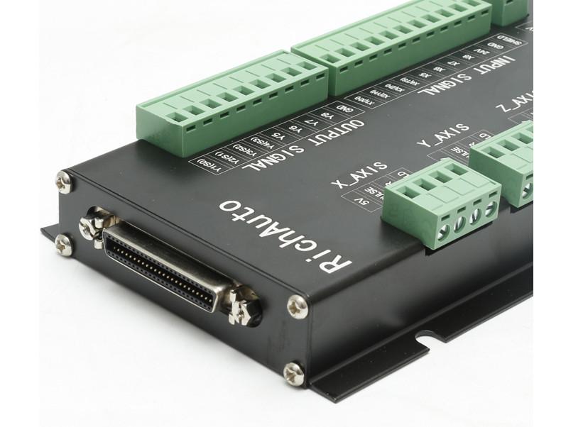 DSP-контроллер RichAuto A11E (полный комплект) - Фото №5
