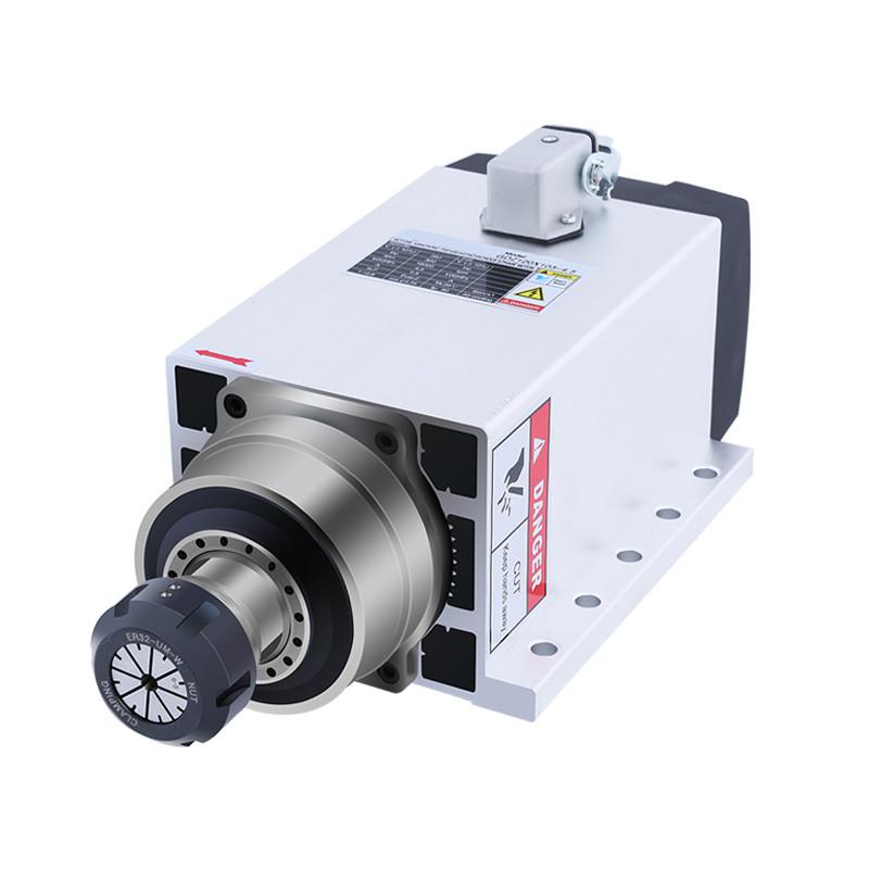 Шпиндель HQD GDF60-18Z/4.5 (4.5 кВт, ER32) 380 В - Главное фото