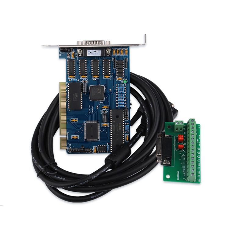 Контроллер Weihong PCIMC-3D (NCStudio  v5.4.49 / 5.5.55 / 5.5.60) - Главное фото