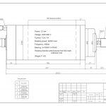 Шпиндель HQD GDZ-24-1B (3.2 кВт, ER20) 220 В Миниатюра Фото №2