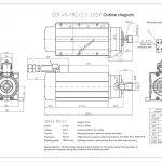 Шпиндель HQD GDF46-18Z/2.2 (2.2 кВт, ER20) 220 В Миниатюра Фото №2