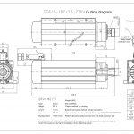 Шпиндель HQD GDF46-18Z/3.5 (3.5 кВт, ER25) 220 В Миниатюра Фото №2