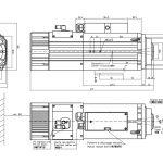 Шпиндель HQD GDL70-24Z/9.0 (9 кВт, воздушное охл.) 380 В Миниатюра Фото №4