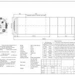 Шпиндель HQD GDL110-30-18Z/3.2 (3.2 кВт, водяное охл.) 380 В Миниатюра Фото №2
