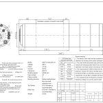 Шпиндель HQD GDL110-30-24Z/4.5 (4.5 кВт, водяное охл.) 380 В Миниатюра Фото №2