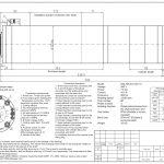 Шпиндель HQD GDL125-40-12Z/7.5 (7.5 кВт, водяное охл.) 380 В Миниатюра Фото №2