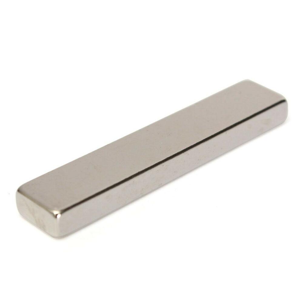 Магнит 50х10х5 мм (5 шт.) - Главное фото