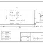 Шпиндель HQD GDF80-24Z/2.2 (2.2 кВт, ER20) 220 В Миниатюра Фото №3