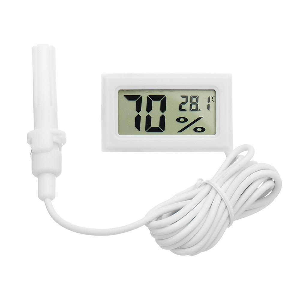 Датчик влажности и температуры - Главное фото