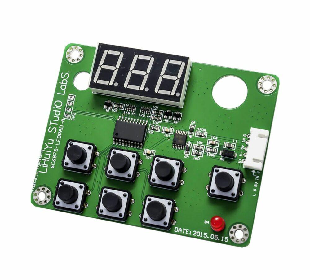 Панель управления M2 Nano - Главное фото