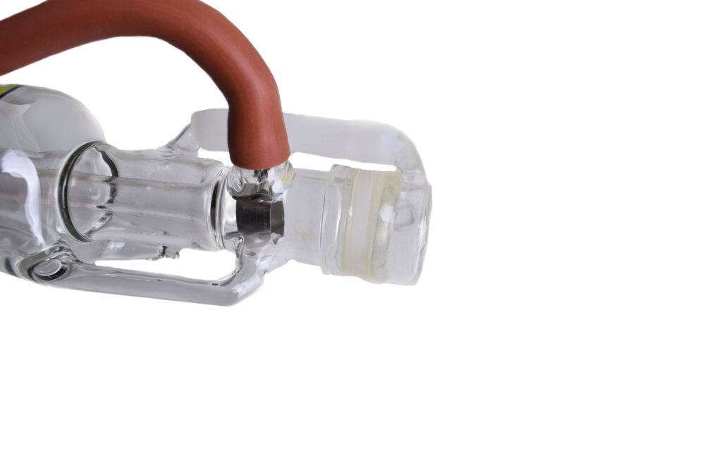 Лазерная трубка CO2 AmpLight-40 (40 Вт) - Фото №3