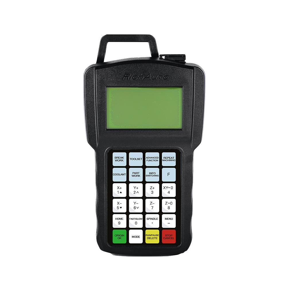 DSP-контроллер RichAuto A11E Plus (полный комплект) - Фото №2