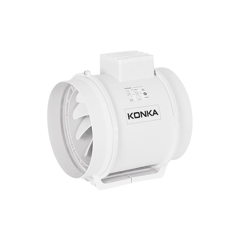 Вытяжной вентилятор малошумный 160 Вт - Главное фото