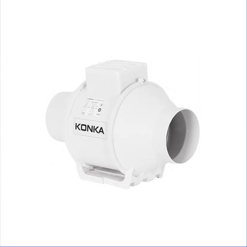 Вытяжной вентилятор малошумный 80 Вт - Главное фото