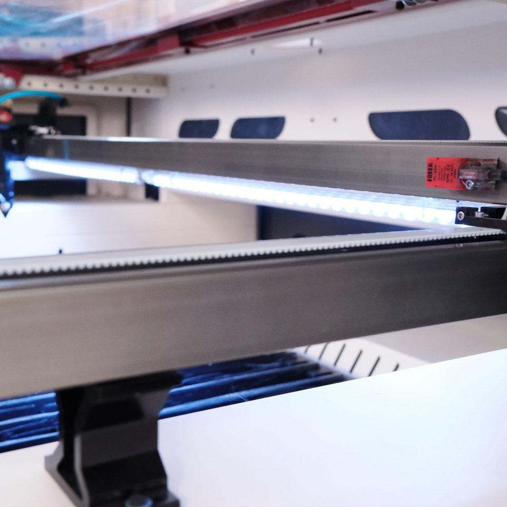 Лазерный станок СО2 TAURUS 1070 - Фото №3
